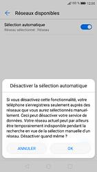 Huawei P9 - Android Nougat - Réseau - utilisation à l'étranger - Étape 10