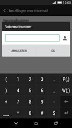 HTC Desire 620 - voicemail - handmatig instellen - stap 7