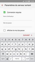 Samsung A310F Galaxy A3 (2016) - E-mail - Configuration manuelle - Étape 13