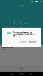 Huawei Huawei P9 Lite - Toestel - Software update - Stap 6