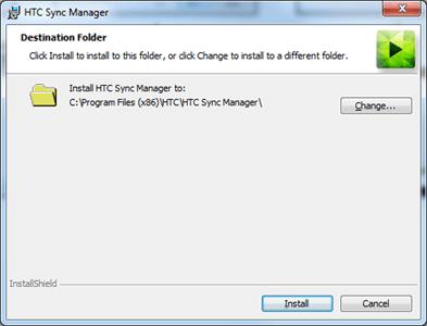 HTC One - Logiciels - Installation du logiciel de synchronisation PC - Étape 6
