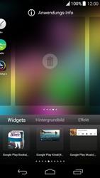 Wiko Highway Pure - Startanleitung - Installieren von Widgets und Apps auf der Startseite - Schritt 4
