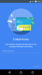 Sony Xperia XZ - E-Mail - Konto einrichten (outlook) - 6 / 18