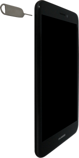 Huawei P8 Lite 2017 - SIM-Karte - Einlegen - 2 / 8