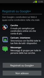 Samsung Galaxy Note II - Applicazioni - Configurazione del negozio applicazioni - Fase 10