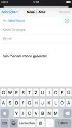 Apple iPhone 6 - E-Mail - E-Mail versenden - 2 / 2