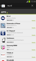 Samsung I8190 Galaxy S III Mini - Applicaties - Downloaden - Stap 6