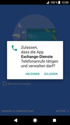 Sony Xperia XZ - Android Oreo - E-Mail - Konto einrichten (outlook) - Schritt 10
