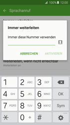 Samsung G903F Galaxy S5 Neo - Anrufe - Rufumleitungen setzen und löschen - Schritt 10