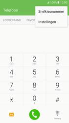 Samsung Galaxy S7 (G930) - voicemail - handmatig instellen - stap 5