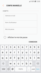 Samsung G920F Galaxy S6 - Android Nougat - E-mail - Configuration manuelle - Étape 9