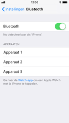 Apple iPhone SE (iOS 11) - bluetooth - aanzetten - stap 5