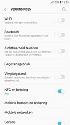 Samsung A520F Galaxy A5 (2017) - Android Nougat - Internet - Dataroaming uitschakelen - Stap 5
