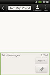 HTC A320e Desire C - MMS - afbeeldingen verzenden - Stap 6