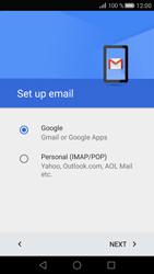 Huawei Ascend P8 - E-mail - 032a. Email wizard - Gmail - Step 8
