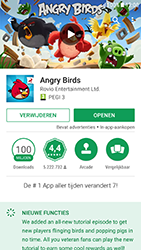 Samsung Galaxy S6 - Android Nougat - apps - app store gebruiken - stap 19