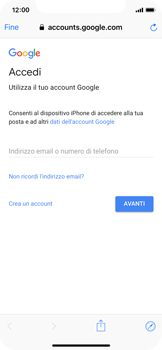 Apple iPhone X - iOS 12 - E-mail - 032a. Email wizard - Gmail - Fase 6