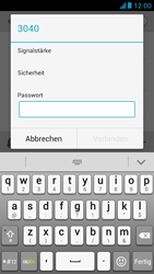 Huawei Ascend G526 - WiFi - WiFi-Konfiguration - Schritt 7