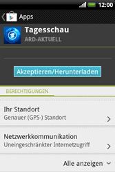 HTC A310e Explorer - Apps - Herunterladen - Schritt 8