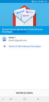 Samsung Galaxy A8 Plus (2018) - E-Mail - Konto einrichten (gmail) - Schritt 13