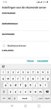 LG lg-q60-dual-sim-lm-x525eaw - E-mail - Account instellen (IMAP zonder SMTP-verificatie) - Stap 12