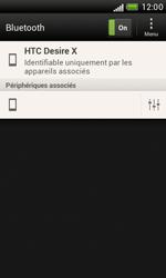 HTC Desire X - Bluetooth - Jumelage d