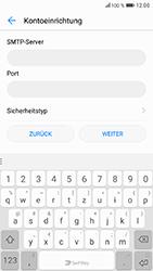 Huawei Honor 9 - E-Mail - Konto einrichten - Schritt 14