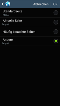 Samsung Galaxy Note 3 LTE - Internet - Apn-Einstellungen - 25 / 28