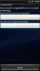 Sony Ericsson MT11i Xperia Neo V - E-mail - handmatig instellen - Stap 14