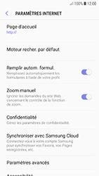 Samsung A520F Galaxy A5 (2017) - Android Oreo - Internet - Configuration manuelle - Étape 27