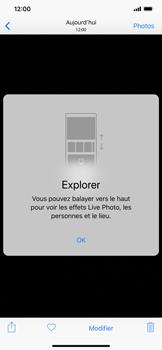 Apple iPhone XR - Photos, vidéos, musique - Créer une vidéo - Étape 11