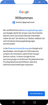 Huawei Nova 3 - E-Mail - Konto einrichten (gmail) - Schritt 10