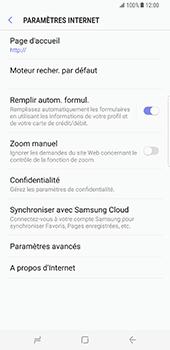 Samsung Galaxy S8 Plus - Internet et roaming de données - Configuration manuelle - Étape 25