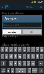 Samsung S7275 Galaxy Ace 3 - Internet - configuration manuelle - Étape 25