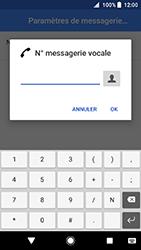 Sony Xperia XA2 - Messagerie vocale - configuration manuelle - Étape 11