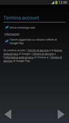 Samsung Galaxy S 4 Active - Applicazioni - Configurazione del negozio applicazioni - Fase 17
