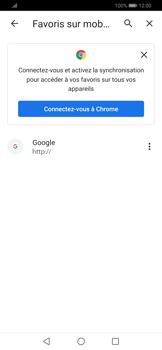Huawei P Smart Z - Internet - navigation sur Internet - Étape 12