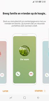 Samsung Galaxy S8 (G950) - Contacten en data - Contacten kopiëren van toestel naar SIM - Stap 4