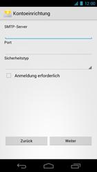 Samsung I9250 Galaxy Nexus - E-Mail - Konto einrichten - Schritt 10