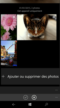 Microsoft Lumia 950 XL - MMS - envoi d'images - Étape 11