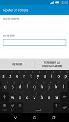 HTC Desire 820 - E-mails - Ajouter ou modifier un compte e-mail - Étape 19