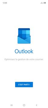 Samsung Galaxy A71 - E-mails - Ajouter ou modifier votre compte Outlook - Étape 6