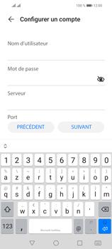 Huawei P Smart 2021 - E-mails - Ajouter ou modifier un compte e-mail - Étape 9