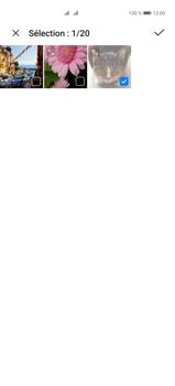 Huawei P40 Pro - E-mails - Envoyer un e-mail - Étape 14