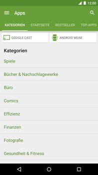 Motorola Google Nexus 6 - Apps - Herunterladen - Schritt 6