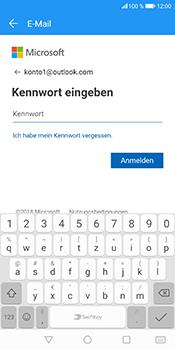 Huawei Honor 9 Lite - E-Mail - Konto einrichten (outlook) - 7 / 11