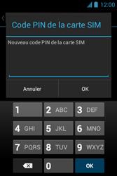 Bouygues Telecom Bs 351 - Sécuriser votre mobile - Personnaliser le code PIN de votre carte SIM - Étape 8