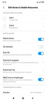 Xiaomi Mi Mix 3 5G - Netzwerk - So aktivieren Sie eine 5G-Verbindung - Schritt 4