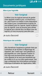 LG LG K8 - Premiers pas - Créer un compte - Étape 31