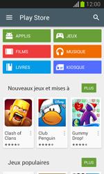 Samsung Galaxy Trend Lite - Applications - Comment vérifier les mises à jour des applications - Étape 4